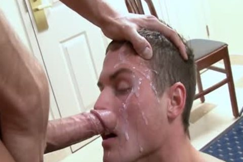 Ma-holeive facials and cum scharmings