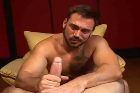 horny Verbal dad gets Played With