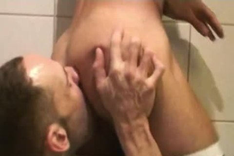 Insatiable Bottom Alejandro Alvarez Is Back For one greater quantity butthole hammering, This Time By The Curved penis Of Top-chap Joe Bexter.