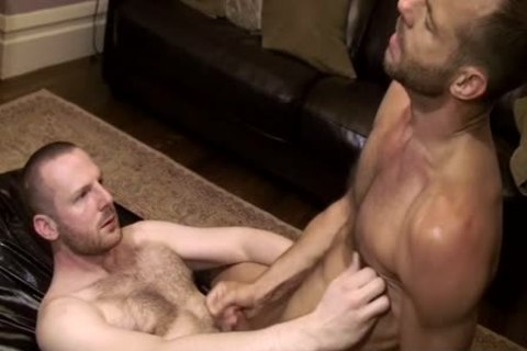 Tim nails Michael Brandon In The butthole