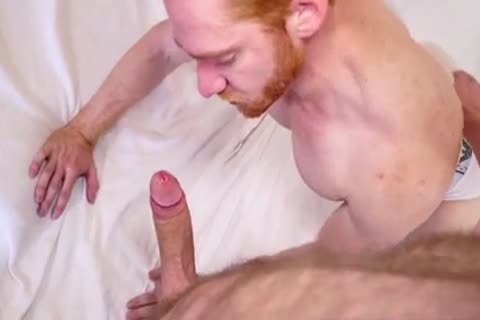 Ginger lad likes Being fucked