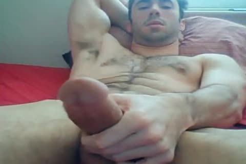 dirty Fit lad wanking And Chatting