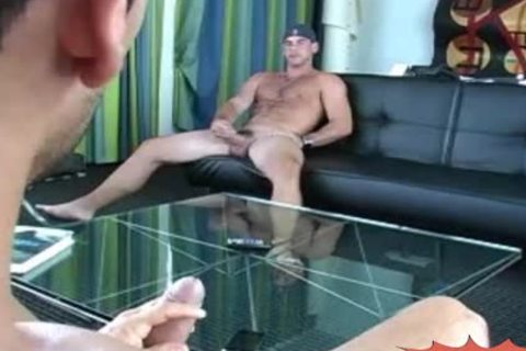 Active All Male Masturbation. men That Love To Jack, Love To Show Off Their CocksSo plowing pretty.