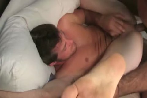 Spencer Reed Stuffs Mark's hole
