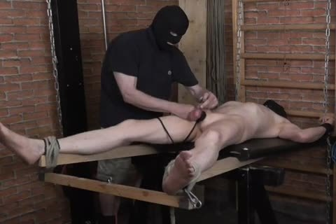 new bdsm SESSION(7) - CBT AND spanking Complete