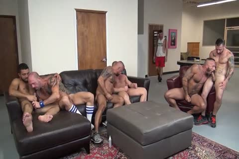 Alex Mason`s Birthday gang gangbang