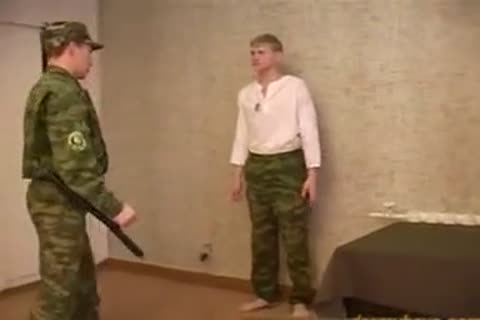 Russian Army drubbing And pounding