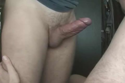 lusty non-professional Giving blowjob