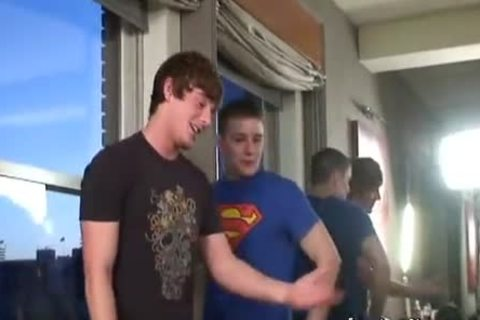 Brent Corrigan acquire fucked By teens