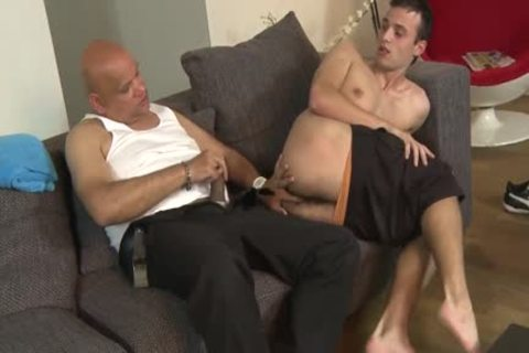 Masseur twink raw banged By daddy Bear Takes ramrod ATM