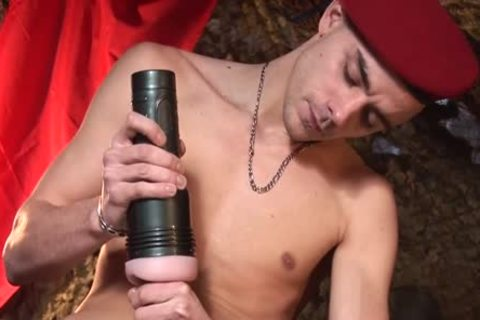 His Brand new Fleshlight Comes In Handy On Those lengthy Tours.