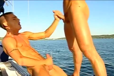 naughty boys banging On The Yacht