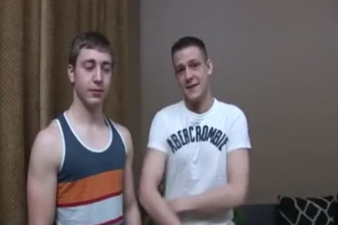 Straight lad homosexual blowjob First Time By Now, Jason Wa