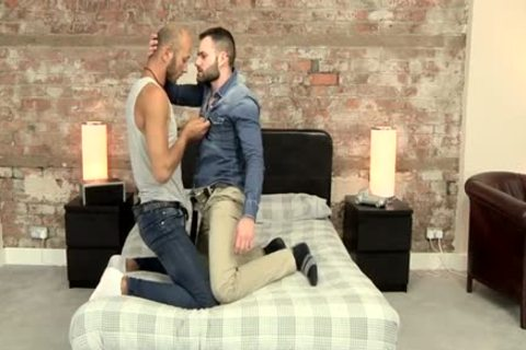 A Real Hungry painfully banging - Wolf Rayet & Dominic Arrow
