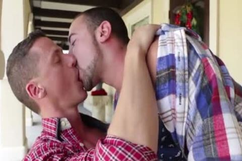 Smoking shlong butt poke Knee deep And cumshot - BoyFriendTVcom