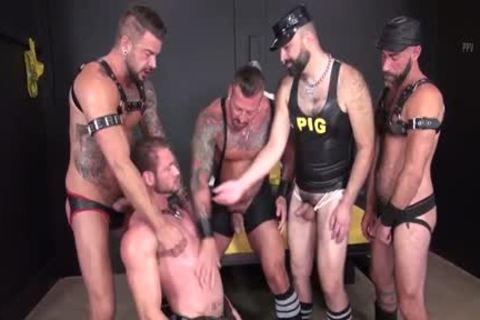 Muscle rod piss And ejaculation