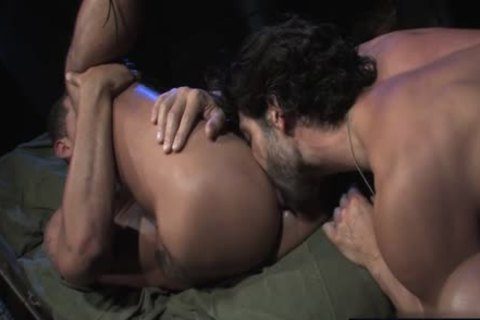 large dong Military ass With cumshot