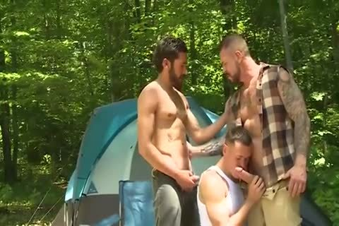 guy gets His large ramrod pounded