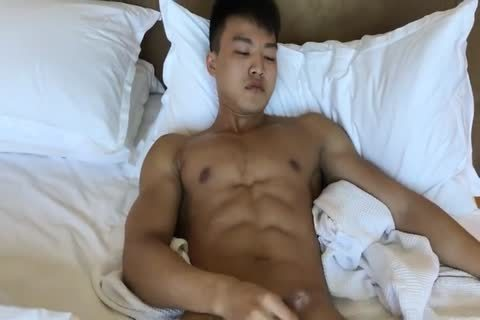 young oriental Muscle