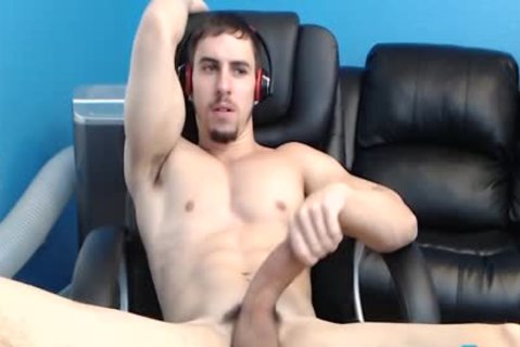 large Dicked man shoot A large Load In His throat