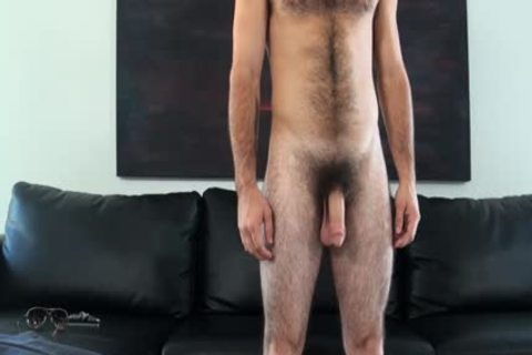 HD GayCastings - Josh bushy arsehole Is fucked By The Casting Agent