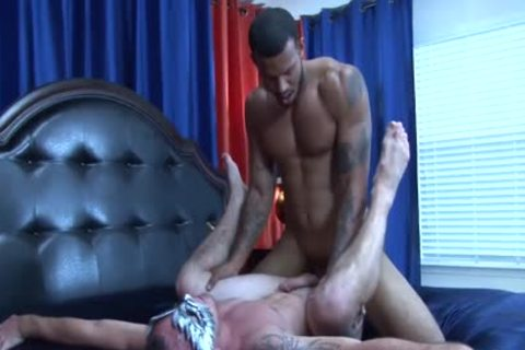 Masquerade males - Mike Mann & Ty Tucker one more time
