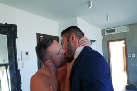 Muscle gay ass sex With ejaculation