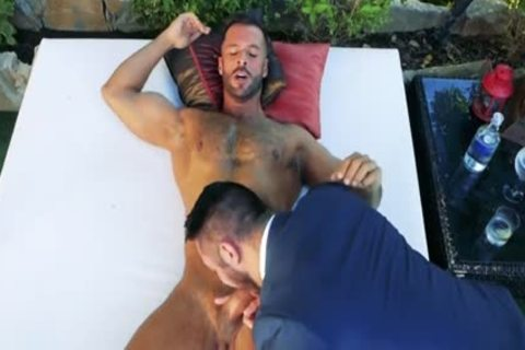 Muscle homo butthole sex With cream flow