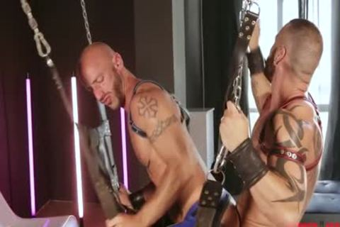 Muscle homosexual Fetish And ball batter flow