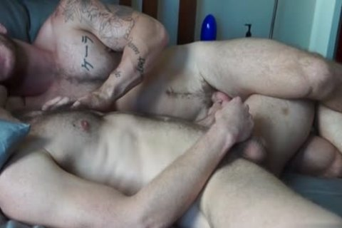 large wang gay Fisting And Facial