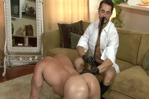 filthy twink On All Fours Used By Other twink In Gloves