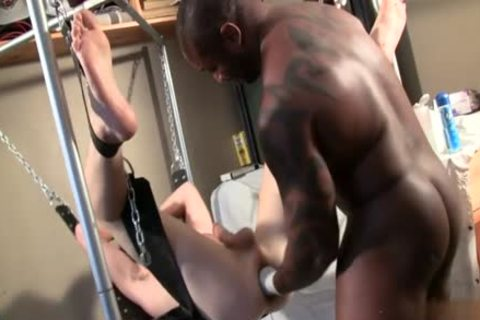 filthy gay Fetish With cream flow