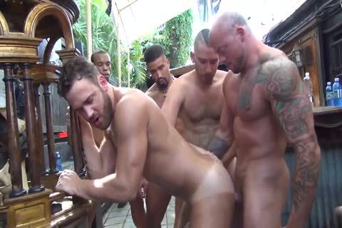 Logan Moore receives bunch banged raw Part2