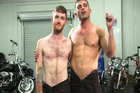 naughty homo Domination With cumshot