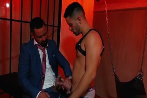 monstrous rod homosexual butthole invasion And ejaculation