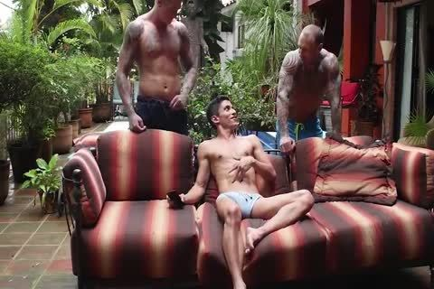 crazy homosexual video scene With Muscle, gangbang Scenes