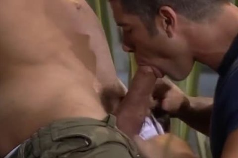 astonishing gay video With large cock, Muscle Scenes