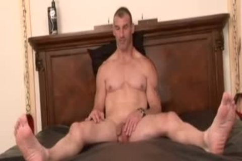 Dan Gagged And pounded raw