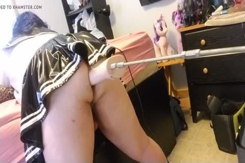 Sissy April Diamond's Daily fucking Day two