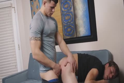 Frat Muscle Hunks drilling another time