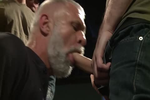 men Eating cum two