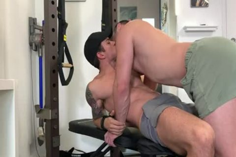 Weight Bench engulf & plow